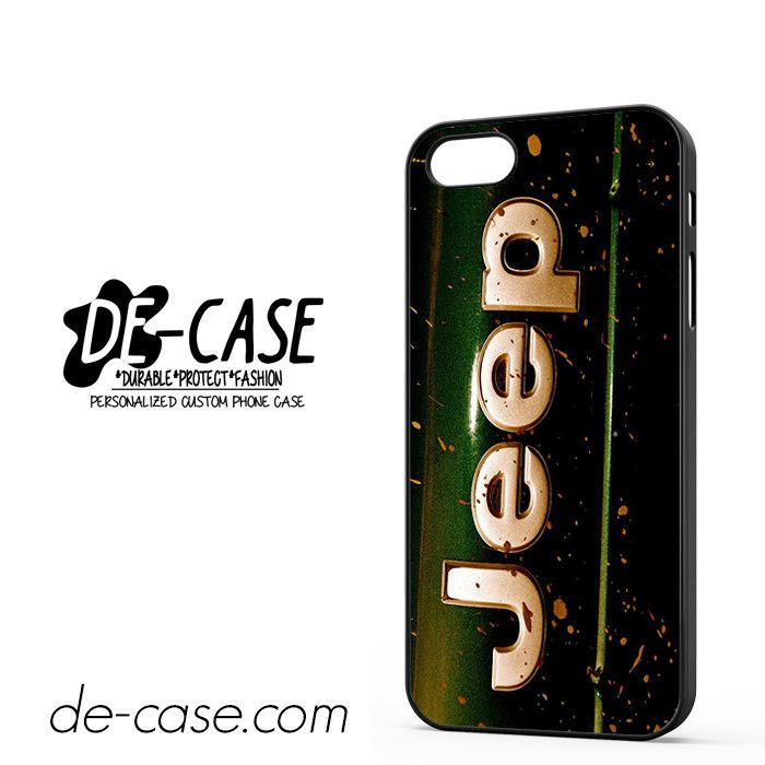 Jeep DEAL-5844 Apple Phonecase Cover For Iphone 5 / Iphone 5S
