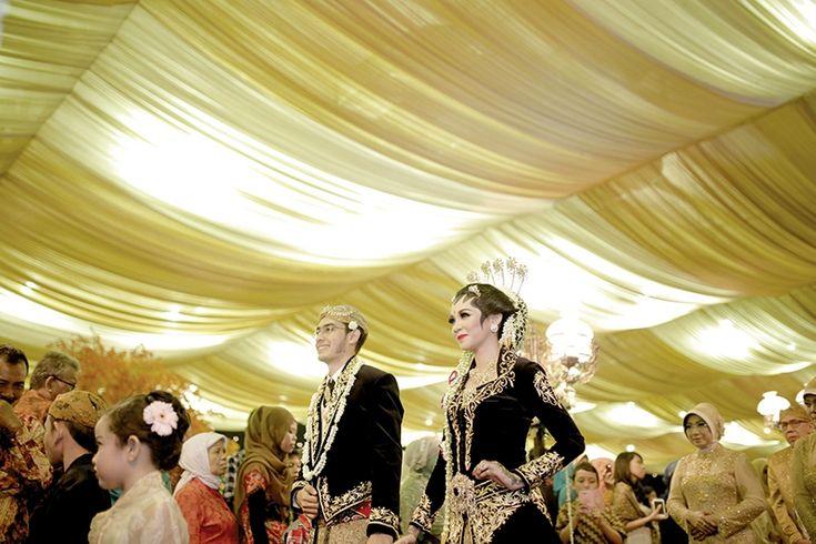 Akulturasi Arab Jawa Ali & Chyntia di Balai Kartini - Ali Azmy & Chyntia Lisselly Putri - Weddingku.com
