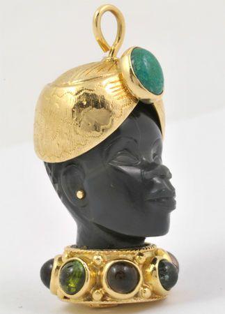 277 Best The Blackamoor Jewels Images On Pinterest