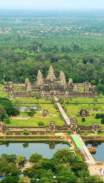 Angkor Wat Cambodia Temple                                                                                                                                                                                 More