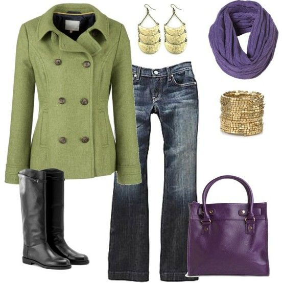 So who's up for fall wardrobe for 2012