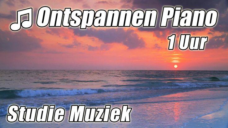 PIANO Instrumentale #1 uur Klassieke Muziek voor Studeren Afspeellijst M...