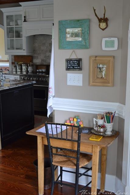 Homework Areas In Kitchen - image 6