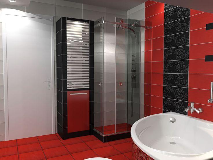 Κτιστή ντουλάπα μπάνιου