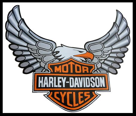 Harley Davidson On Harley Davidson Logo Motorcycles Clip Art Image - Stickers for motorcycles harley davidsonsharley davidson decalharley davidson custom decal stickers
