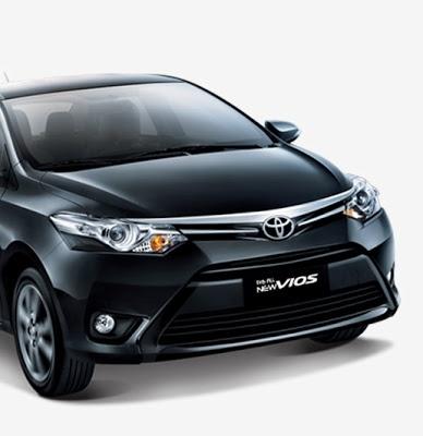 Harga dan Spesifikasi All-New Toyota Vios