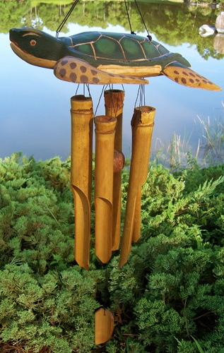 bamboo wind chimes 17 best images about wind chime on tabby cats 29065