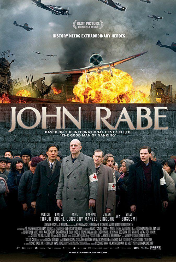 John Rabe El Aleman De Nankin Que Salvo De Los Japoneses A Miles De Chinos En 2020 Hombres Buenos Peliculas De Drama Steve Buscemi