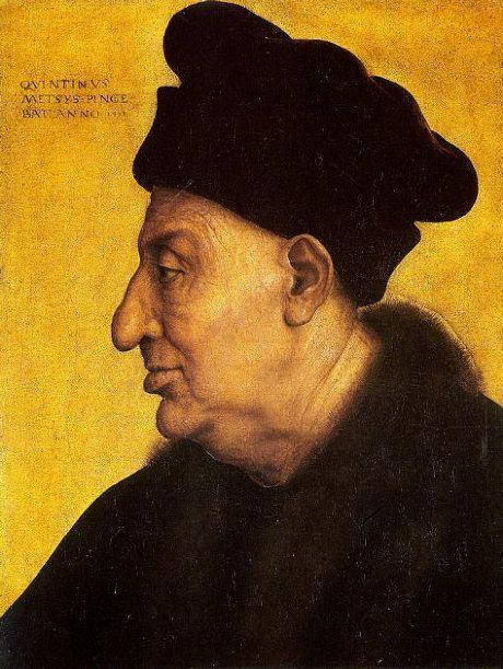 Northern Renaissance portrait paintings | top ten portrait paintings portrait of an old man 1517