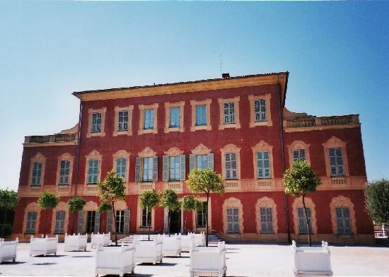 Musee Matisse in Nice, France--one of my favorite museums