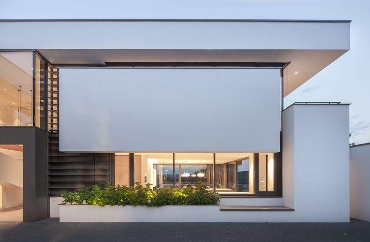 3731 best modern villas images on pinterest modern homes contemporary architecture and modern - Fmb architekten ...