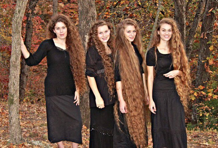long apostolic hair appreciation  head coverings: Have to say that is amazing hair!    Apostolic/Pentacostal Christian.