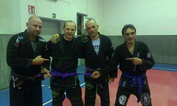My purple belt
