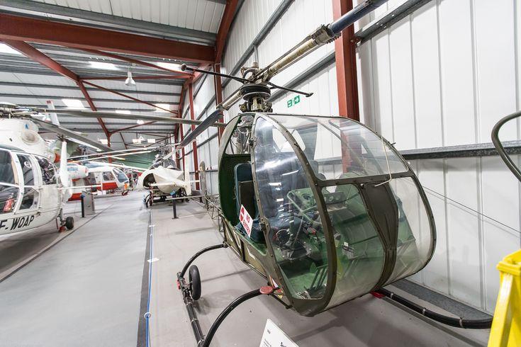 Музей вертолетов: реактивные вертолеты SUD SO1221S Djin - igor113