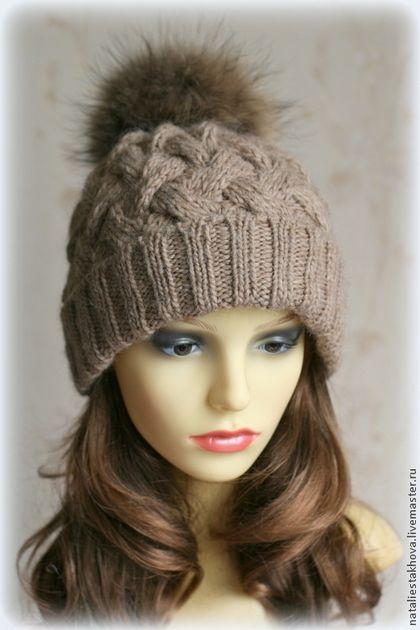 Шапка вязаная Sweet Hat - вязаная шапка,шапка вязаная,шапка вязаная шерсть