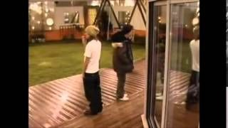 Mark Owen's scenes on Celebrity Big Brother - 2002  Mark Owen's scenes on Celebrity Big Brother - 2002