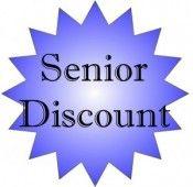 List of Senior Citizen Discounts