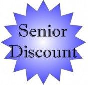 List of Senior Citizen Discounts
