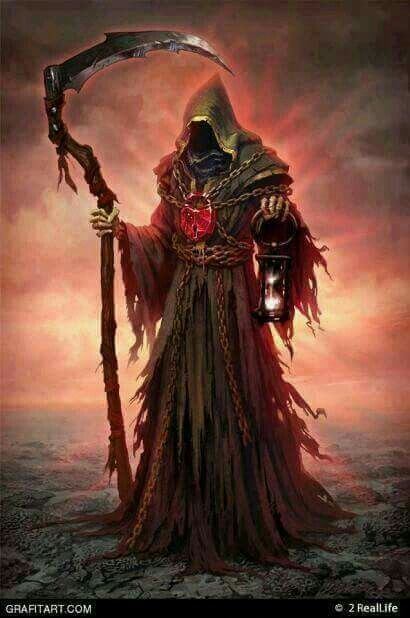 The Reaper Of Death