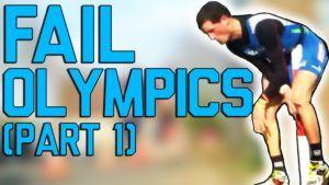 Video Cassetadas Olímpicas