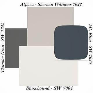 Thunder Gray SW 7645 - Sherwin-Williams
