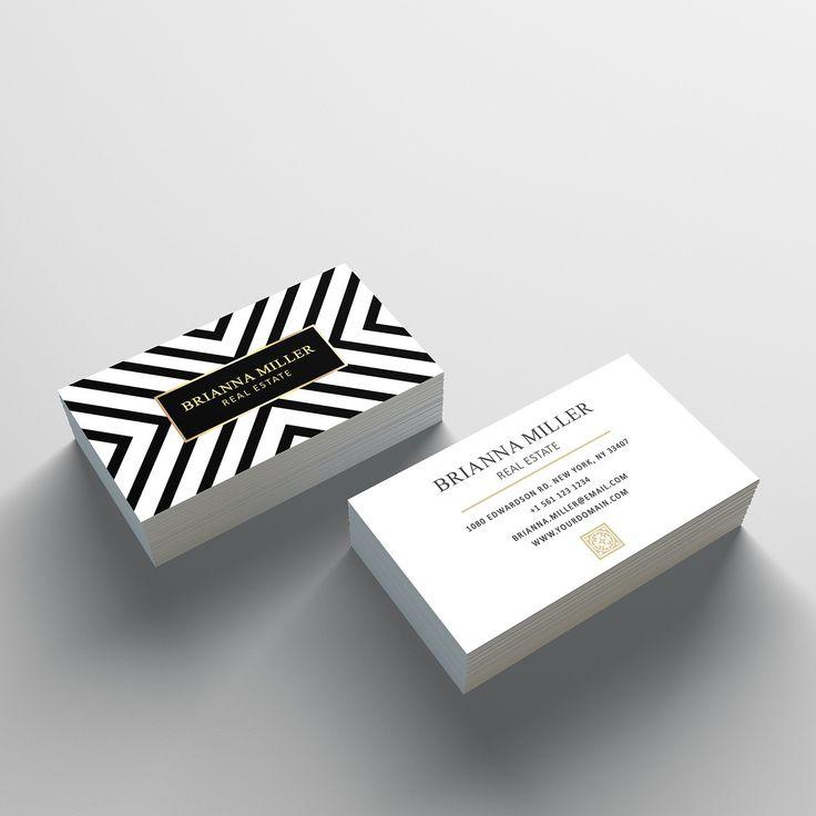 80 best DESIGN - Business Card Ideas images on Pinterest ...