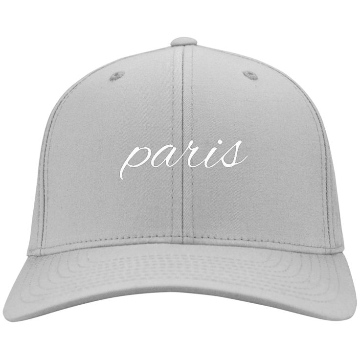 Paris Cap from Munkberry. Inspired by a love of travel and adventure. These trendy hats are great for everyday, traveling, hiking, camping, outdoors, and more. Great gift idea for women. Baseball caps, hats.