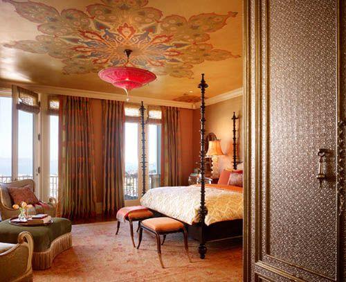 moroccan home decorating ideas unique moroccan lamps - Moroccan Bedroom Decorating Ideas