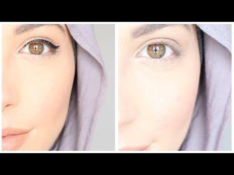 How To: Eyeliner Tutorial   Hijab Fashion Inspiration