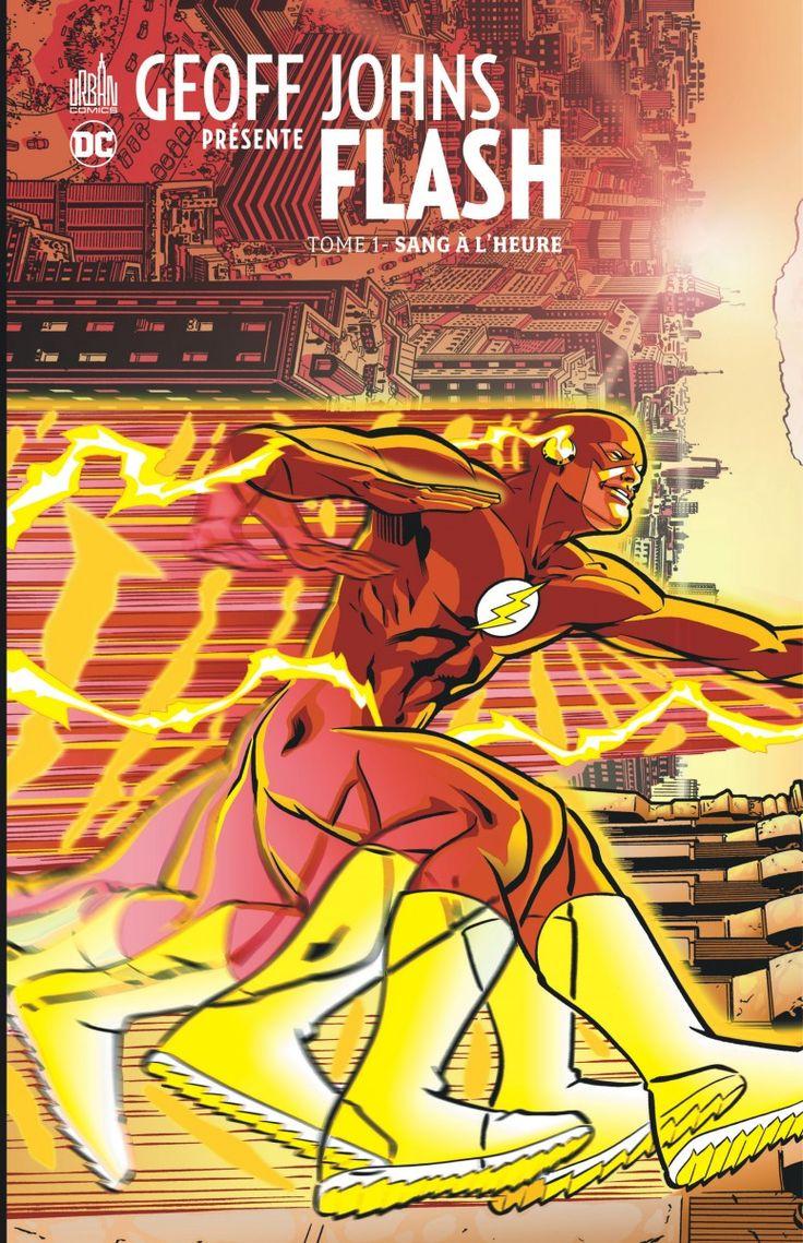 GEOFF JOHNS PRESENTE FLASH - tome 1 (13.01.2017) // Il y a peu, Wally West avait tout pour être heureux : jeune marié, il était un super-héros connu et respecté, membre de la Ligue de Justice. Mais un jour, ce dernier se réveille prisonnier au commissariat de Keystone City, et tout le monde a semble-t-il oublié jusqu'au nom même de Flash ! Quel ennemi se cache derrière ce piège qui plonge le justicier dans un monde sens dessus dessous ?Contient : The Flash #164-176 #flash #urban #comics #dc