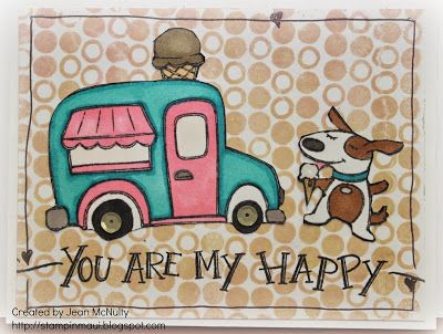 Stamping Maui: June 2015 Stamp of the Month Blog Hop