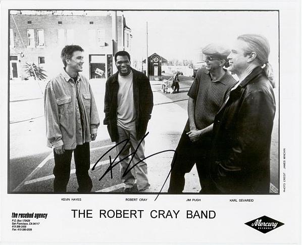 Robert Cray - The Robert Cray Band 7, $10.00 (http://shop.robertcray.com/the-robert-cray-band-7/)