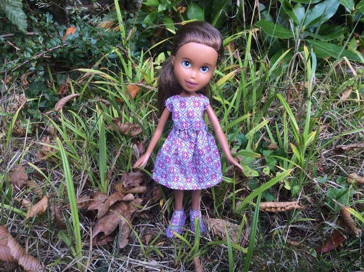 Tree Rescue Make Under Re-painted Change Bratz Doll 'Hazel' OOAK. Gift Boxed. | eBay