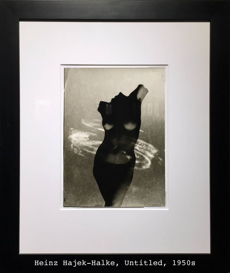 Heinz Hajek-Halke, Untitled, exhibition in Galleria Carla Sozzani Milano