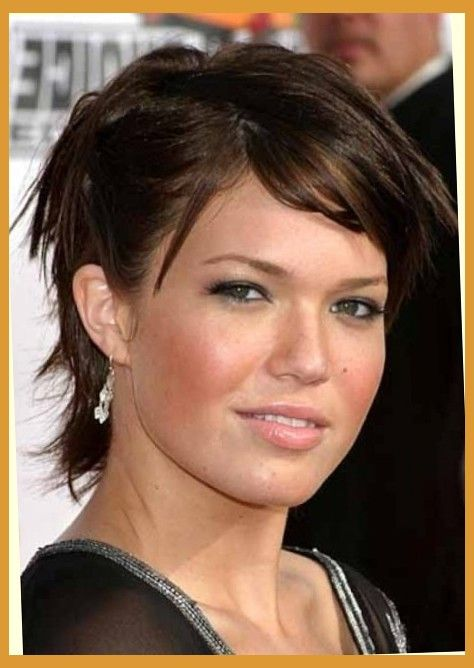 Best Haircuts For Fat Faces Ideas On Pinterest Short - Haircut for round face fat