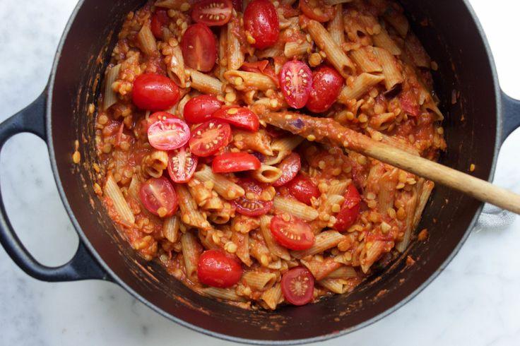 vegan recepten vegan tomatensaus