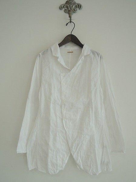 InJapan.ru — ... KAPITAL * Хлопок рубашка туника 0/XS * Хлопок... 0714 — просмотр лота