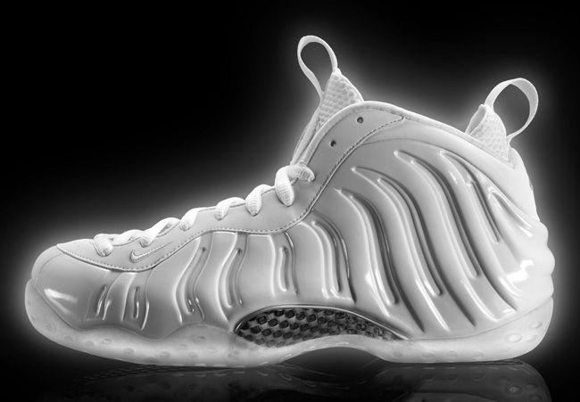 Release Date: Nike Air Foamposite One White