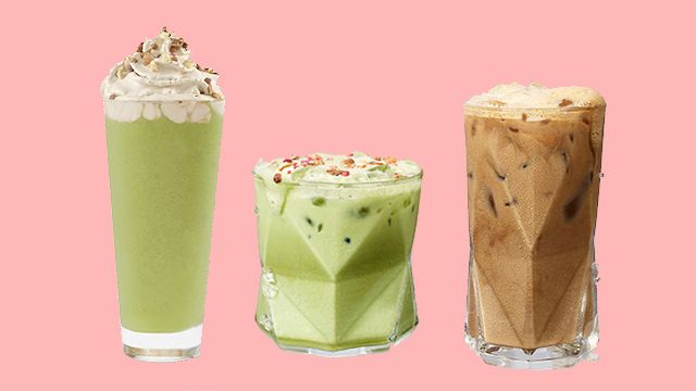 Iced Matcha Green Tea Latte Starbucks Price