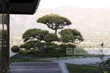 Meditation Gate - contemporary - landscape - los angeles - Lenkin Design Inc: Landscape and Garden Design