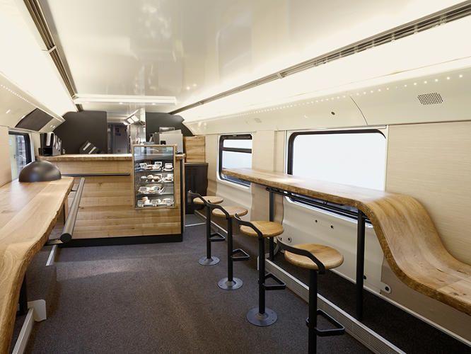 2   This Train Is Hiding A Full Starbucks Store Inside   Co.Design   business + design