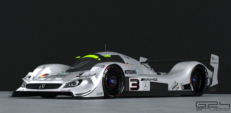 Mercedes Benz Prototype Concept Race Cars Pinterest