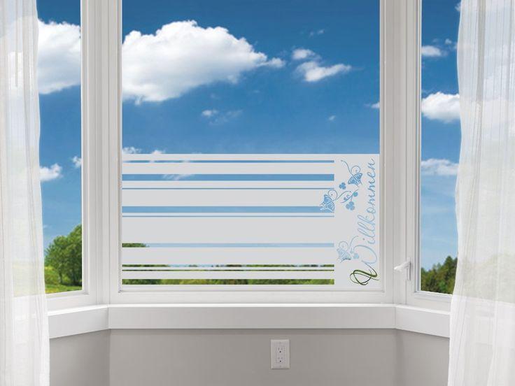 35 besten Fenstertattoos\/Hausnummern Bilder auf Pinterest - sichtschutz f r badezimmerfenster