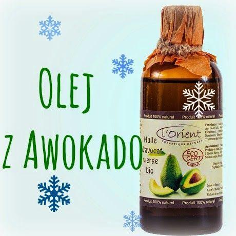 Przeciętna Polka: Olej z Awokado - odkrycie zimy