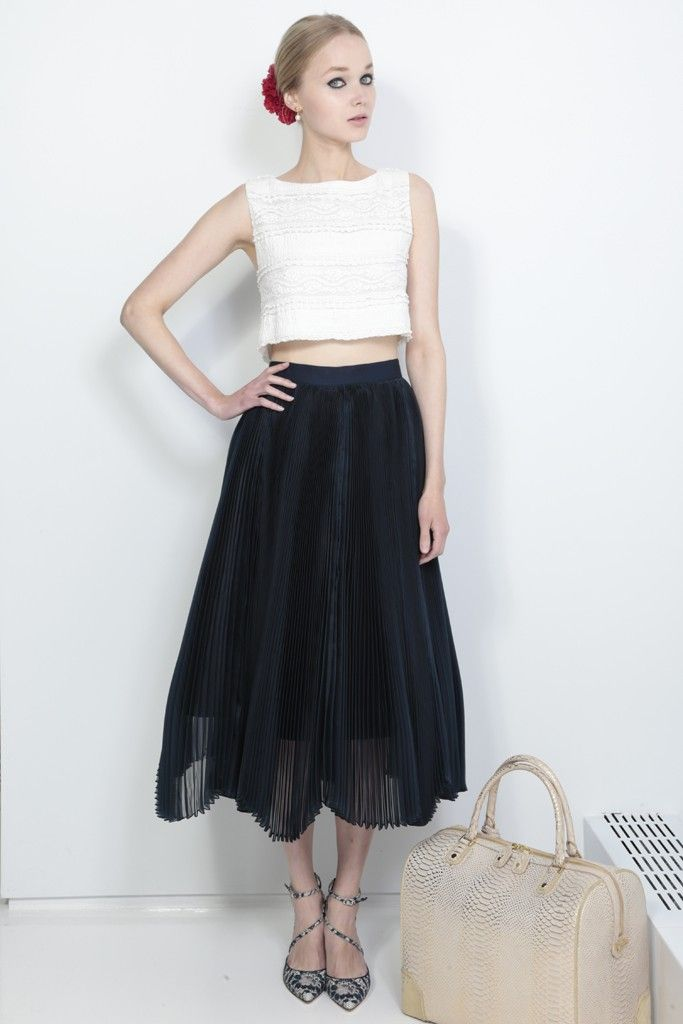 17 Best Images About Bare Midriff Trend On Pinterest