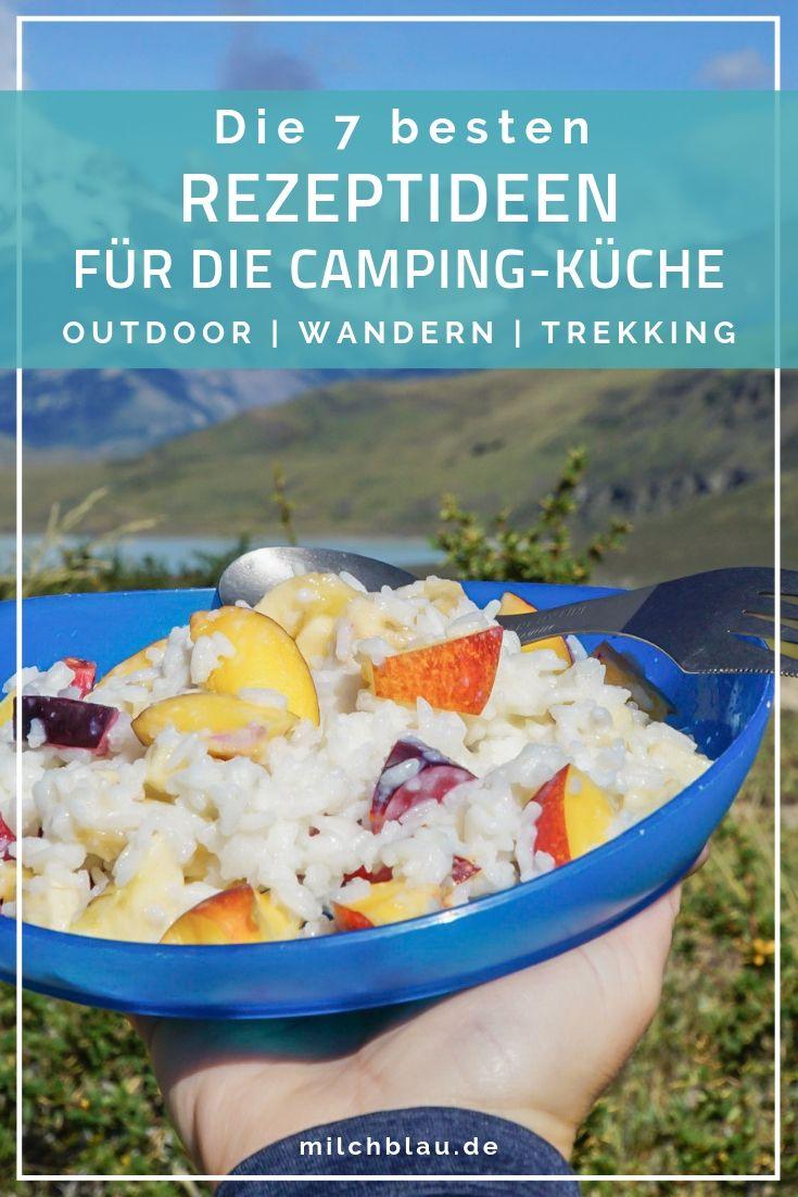 Out of doors Rezepte – 7 leckere Gerichte für Tenting und Trekking