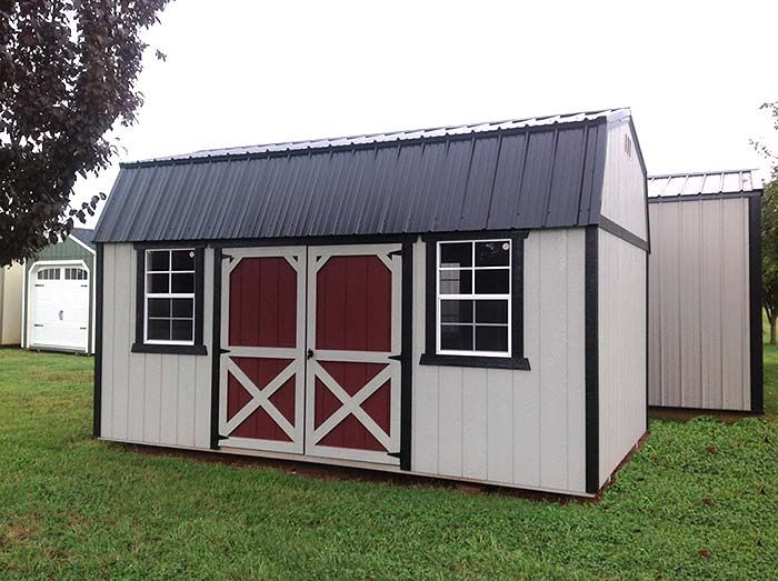 Garden Sheds Painted 12 best painted sheds images on pinterest