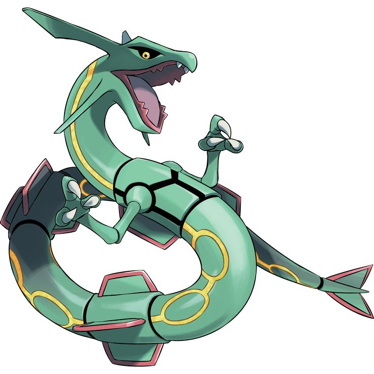 ORAS Rayquaza. | Pokémon | Pinterest | Design, Awesome and ...