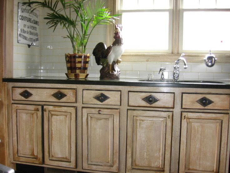 find this pin and more on faux painting old kitchen cabinets