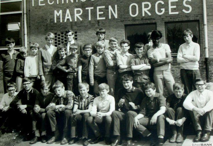 Loenen op de Veluwe - papiervakschool 'Marten Orges' (SchoolBANK.nl)